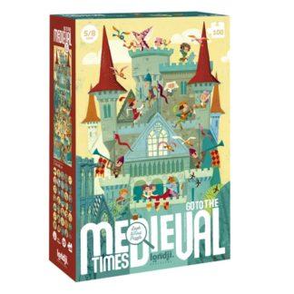 Londji Puzzle 100 pièce medieval