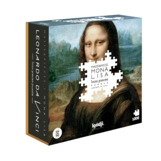 puzzle 1000 pieces mona lise londji