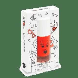 vernis dori orange nailmatic