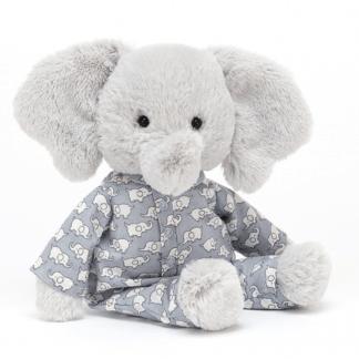 Jellycat_peluche_éléphant_pyjama