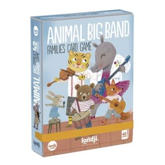 Londji jeu animal big band