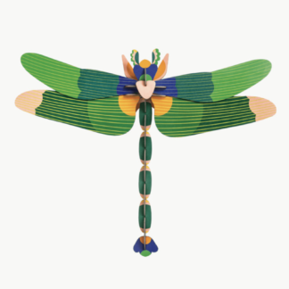 Studio roof Giant Dragonfly Green