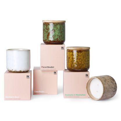 aka3353 bougie parfumée HKLiving