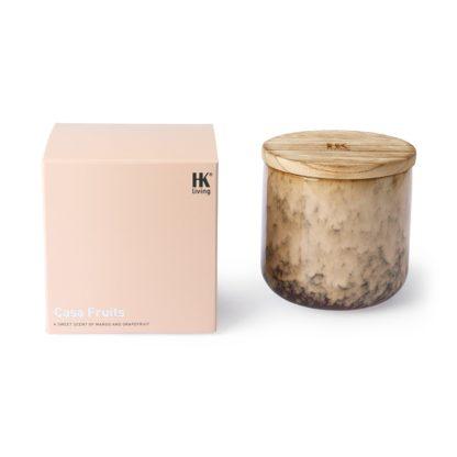 aka3355 bougie parfumée casa fruit HKLiving