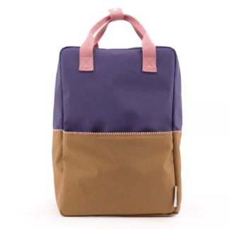 Sticky Lemon sac violet ocre