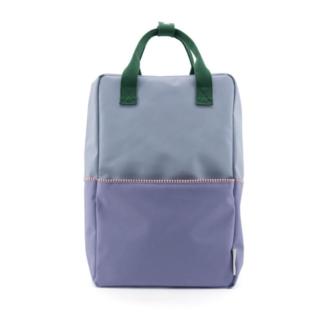Sticky Lemon sac violet bleu
