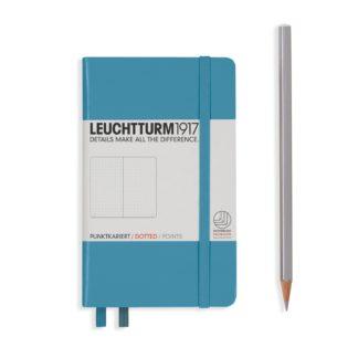 carnet-pocket-a6-couverture-rigide-185-pages-numerotees-pointilles-nordic-blue