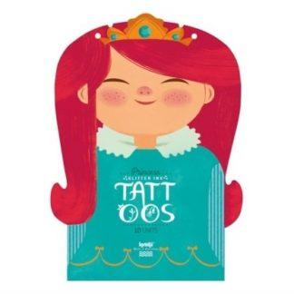 tattoos-set-van-10-princess-londji