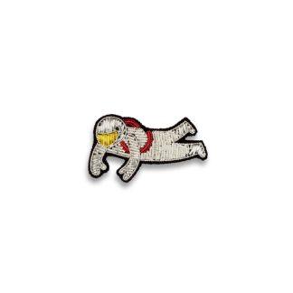 cosmonaute macon et lesquoy broche